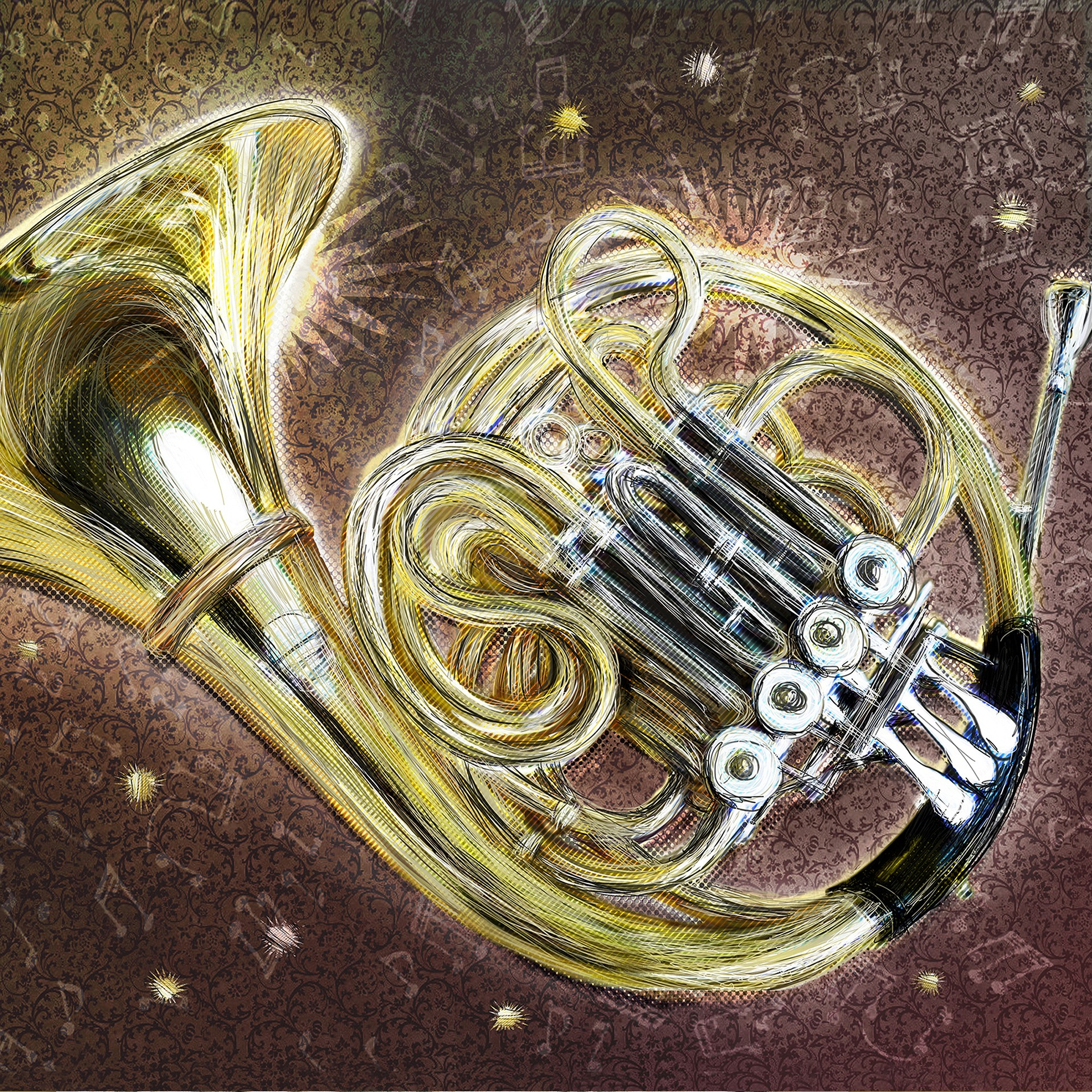The Royal Albert Hall: French Horn